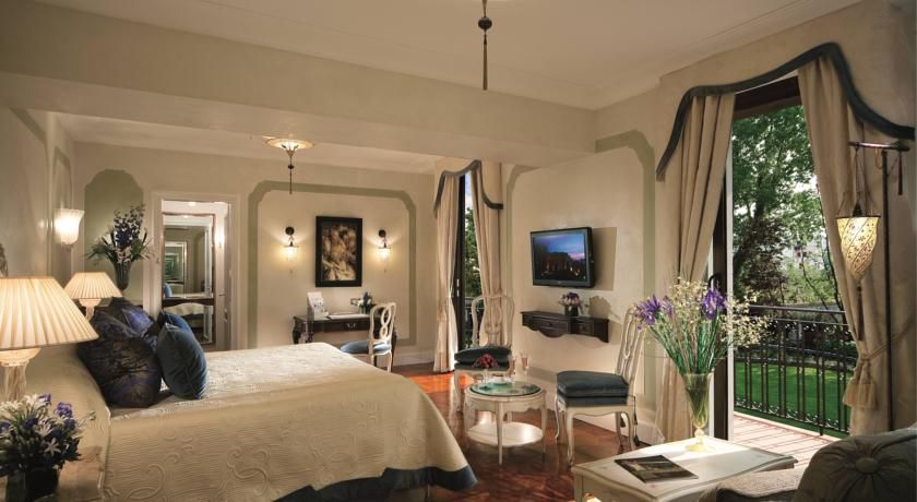 Luxury rooms in Belmond Hotel Cipriani