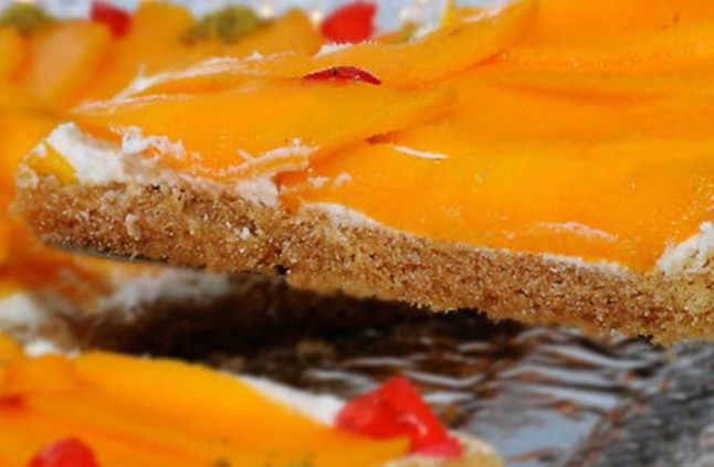 طريقة تارت الكنافة بالمانجو Mango-tart-Kunafa.jp