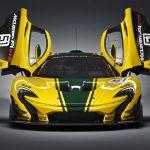 مكلارين تعلن رسمياً عن سياراتها الجديدة P1 GTR بقوة 1000 حصان