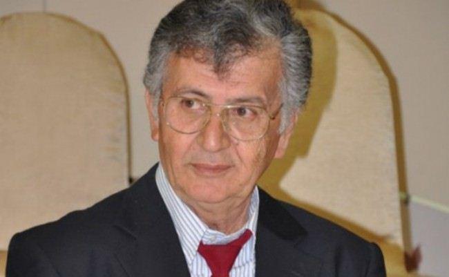 Palestinian poet Samih al-Qasim