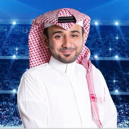 Saudi media Tariq Al Harbi