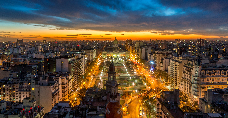 بوينس آيرس الأرجنتينية