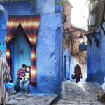 The city of ​Chefchaouen - 351648