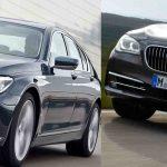 مقارنة بين BMW 7 2016 VS 2015