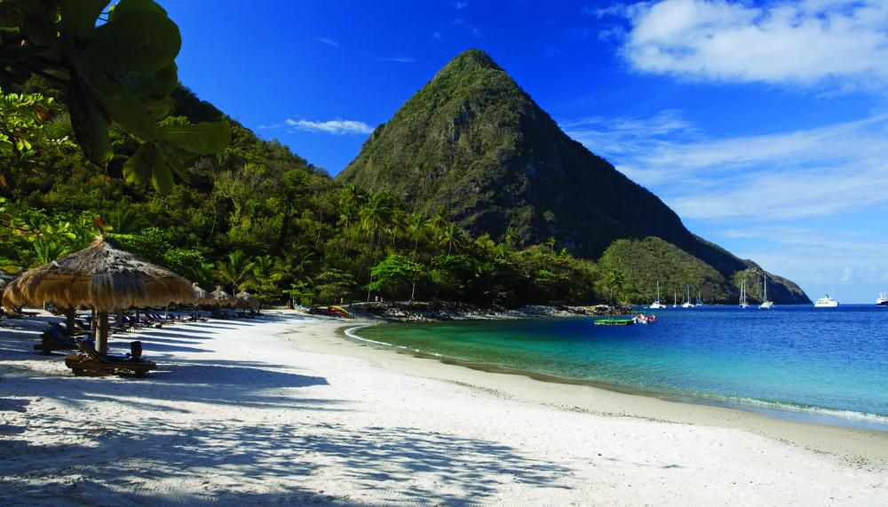 the St Lucia