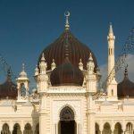 مسجد زاهر في ولاية قدح