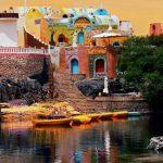 افضل المدن الملونة حول العالم بالصور