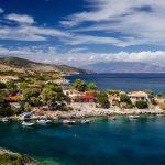 السياحة في جزر البحر الأيوني