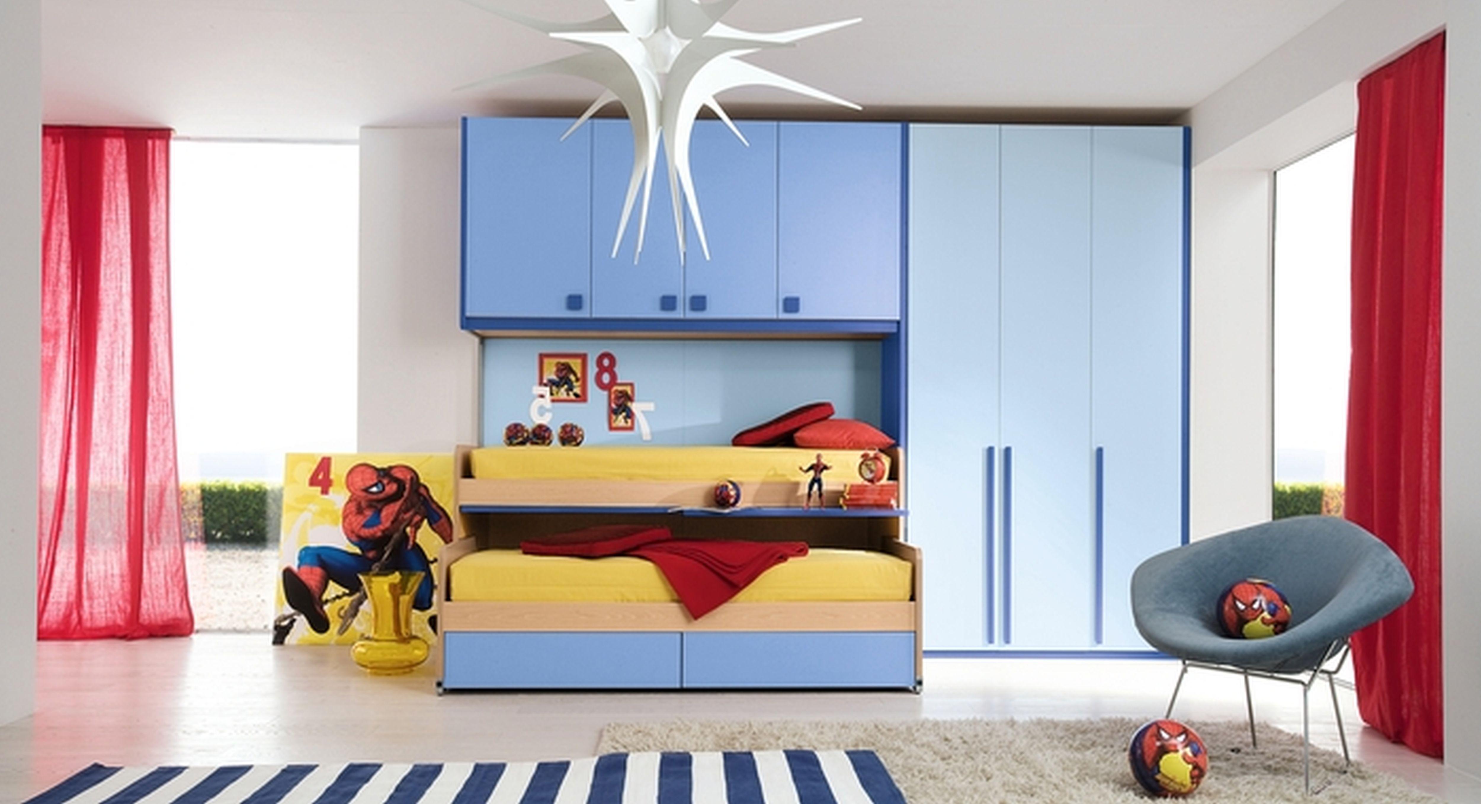 غرف نوم اولاد 2017 بالصور | المرسال