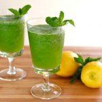 فوائد مشروب الليمون بالنعناع