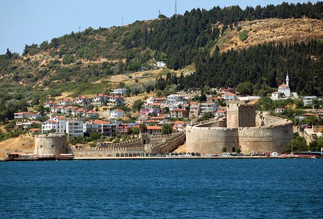 قلعة Kilitbahir Fortress  المرسال