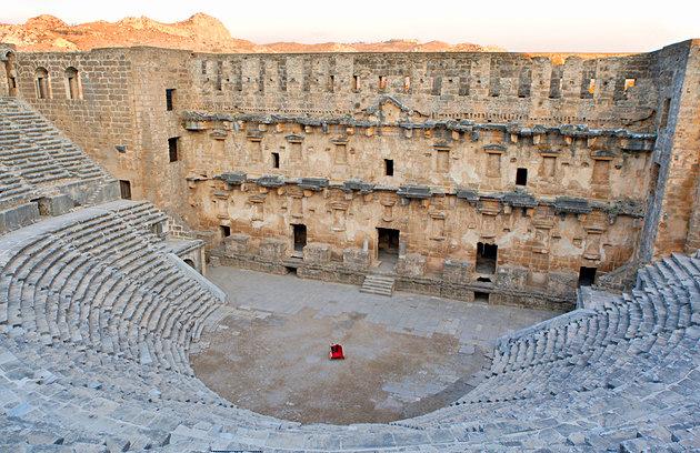 مسرح مدينة مدينة اسبندوس