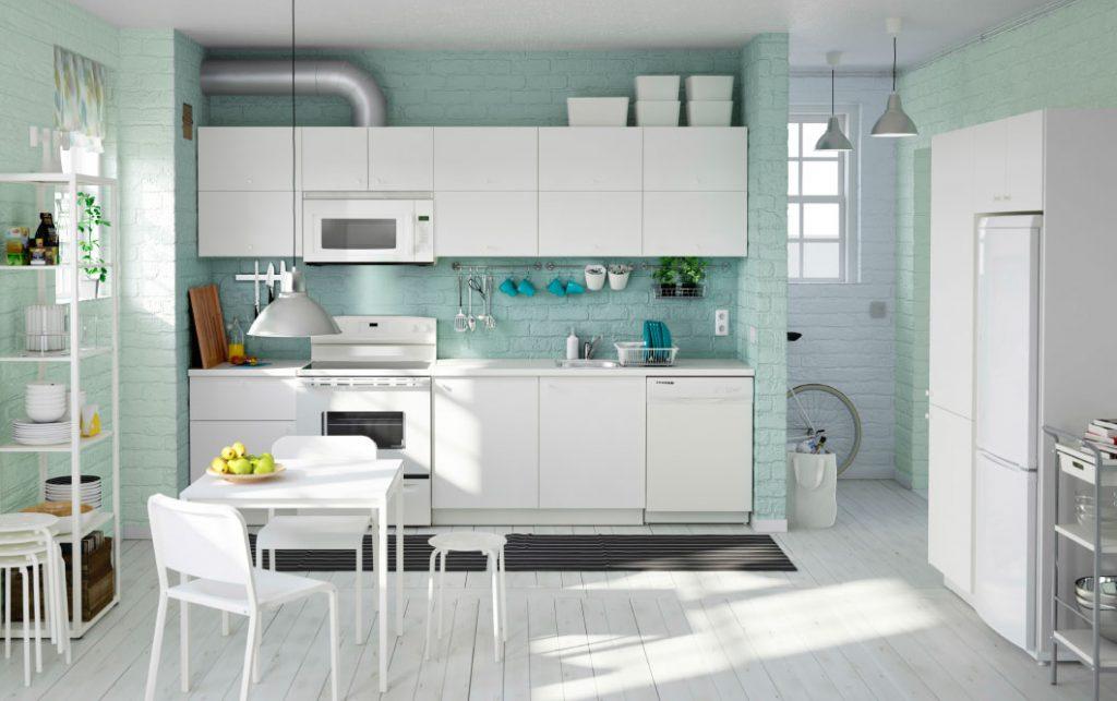 مطبخ ايكيا 2017