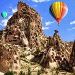 أهم 10 أماكن في منطقة كابادوكيا الساحرة بتركيا