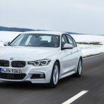 BMW 330e 2017 .. سيارة الفئة الثالثة النسخة الهجينة
