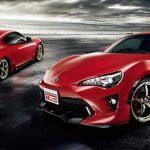 بالصور النسخة الرياضية TRD من Toyota 86 2017