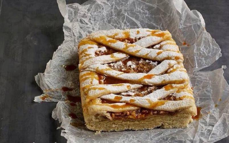 فطيرة تفاح دايت سريعة ولذيذة Bake-the-Pie.jpg
