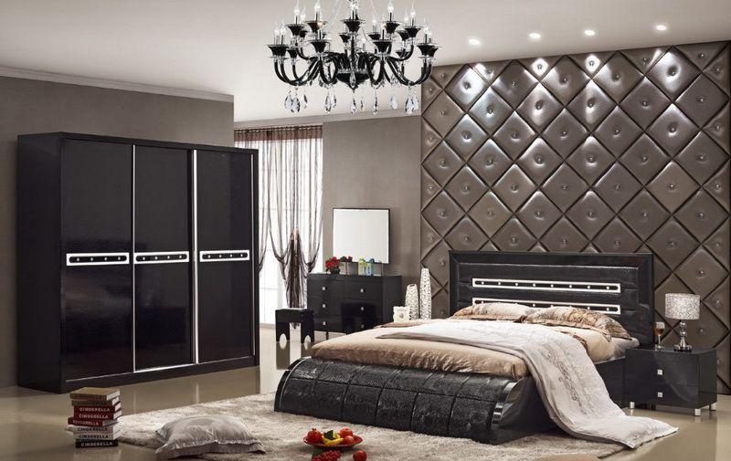 ذوق راقي جدا غرف نوم بافكار جديدة في عام 2017 Black-Bedroom.jpg