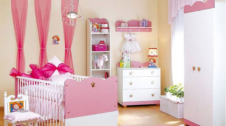 Girls room paint ideas