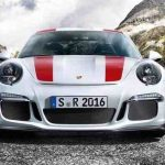 بورش 911R 2017 .. سيارة رياضية بنسخ محدودة