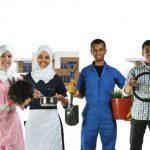 شرح اصدار الاقامة للعمالة المنزلية الكترونيا عبر ابشر