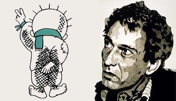 Personal cartoons Hanzalah