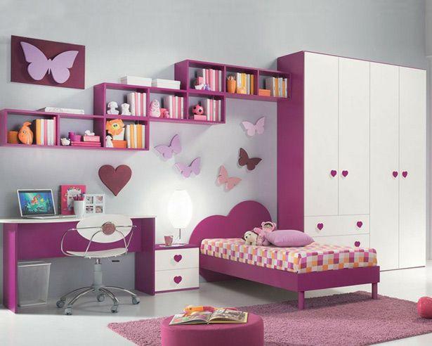 غرفة نوم الأطفال بناتي موف