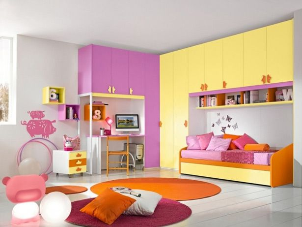 Simple children's bedroom ideas 2017