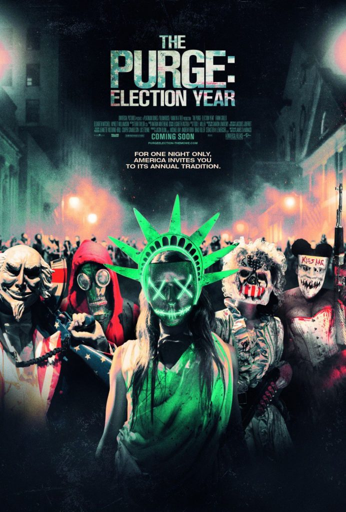 The Purge - Election Year