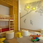 The design of the kids room - 364749