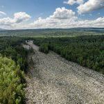 شاهد صور نهر الصخور الكبير في روسيا