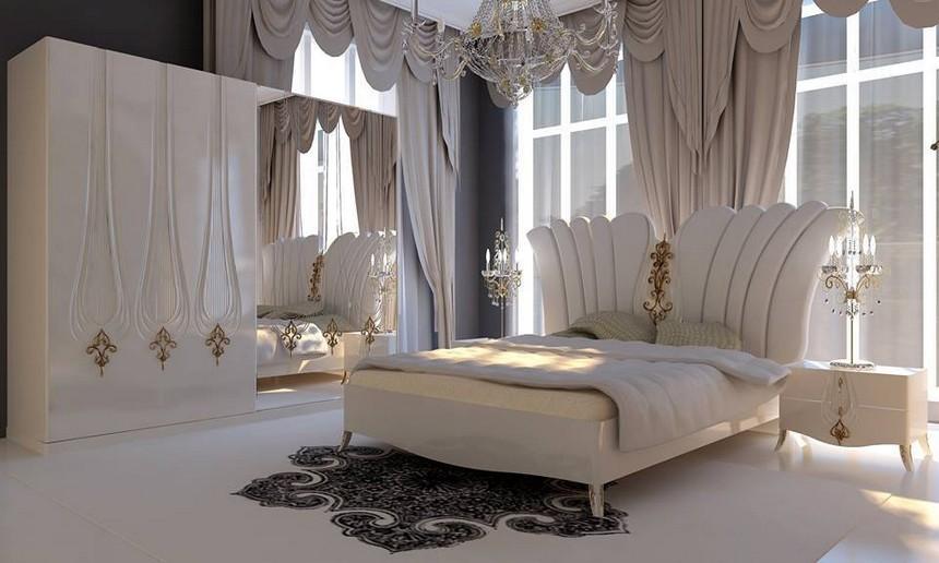 أثاث غرف نوم تركية