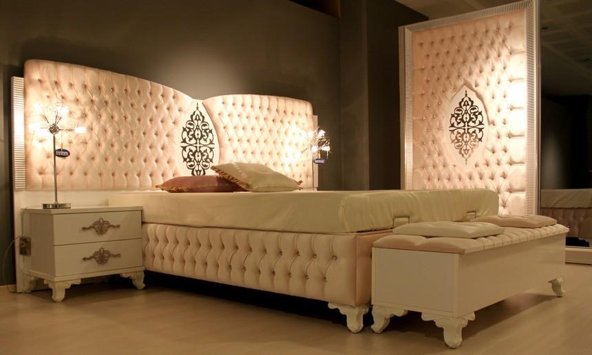 غرف نوم تركية 2017 صور ذات جودة عالية | المرسال