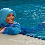 """خلافات في فرنسا حول ارتداء """" البوركيني """" الزي الإسلامي للسباحة"""