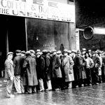 بحث حول أزمة الكساد الكبير