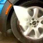 طريقة تلميع جنوط السيارة المصنوعة من الالمونيوم