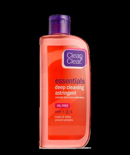 تونر-كلين-اند-كلير-Essential-Deep-Cleaning-Astringent