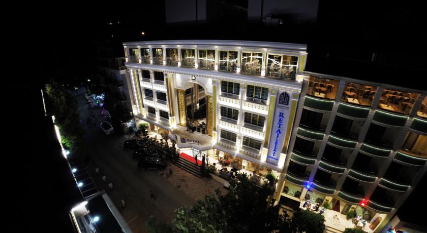 نتيجة بحث الصور عن فندق ومنتجع ريتاج ترمال يلوا تركيا