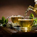 تحضير الشاي الاخضر على الطريقة الموريتانية