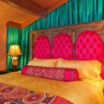 غرف نوم على الطراز الهندي المذهل 2017