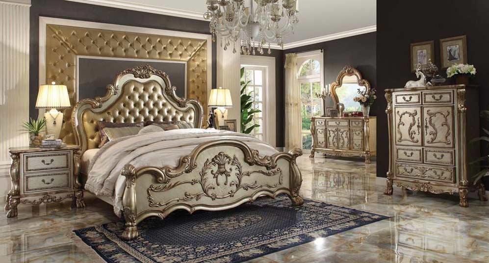 a8efb4f13 غرف النوم الكلاسيكية 2017 لمحبين الكلاسيك | المرسال