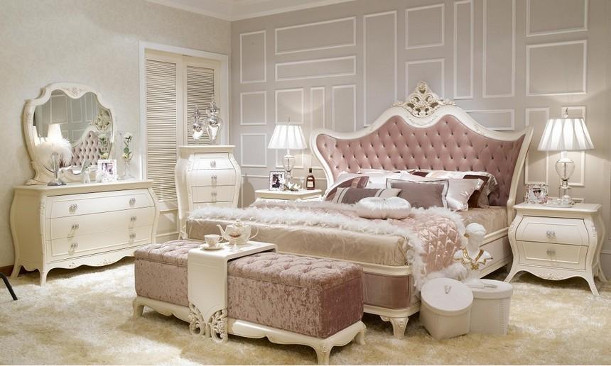 : غرف نوم تركية في البصرة : غرف