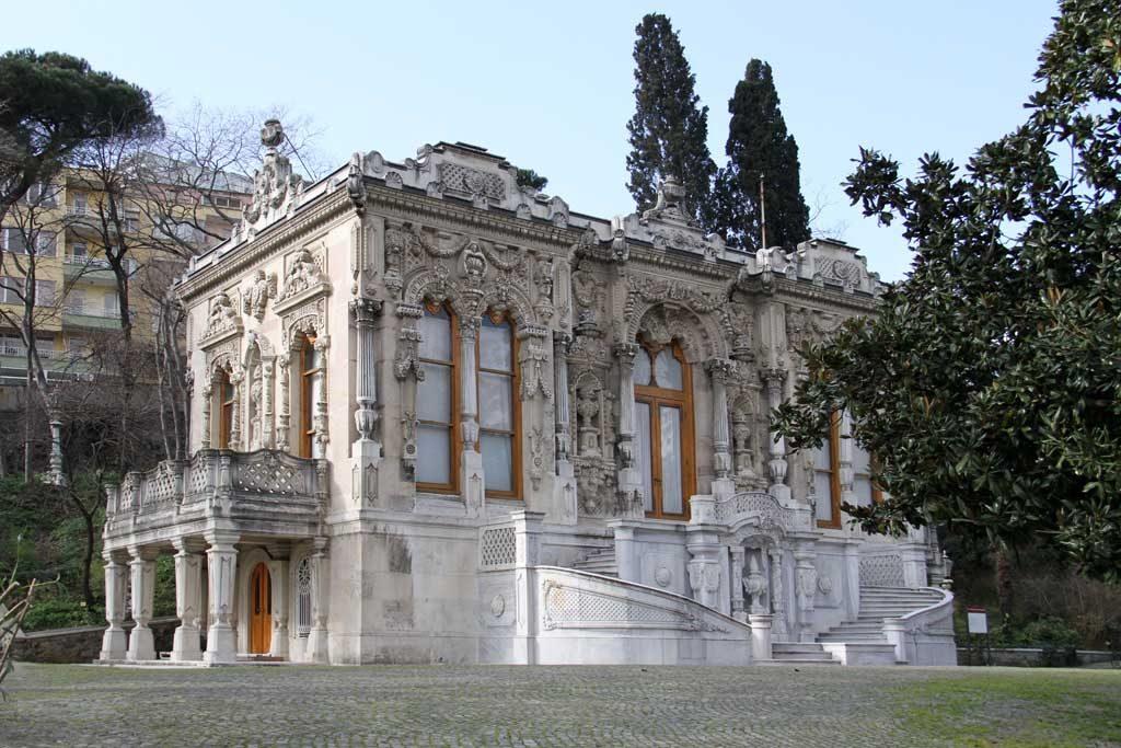 قصر المراسم الخاص بالاحتفالات