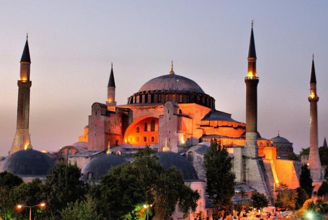 Image result for معالم تاريخية في تركيا