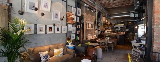 مقهى جاليري أنتلير