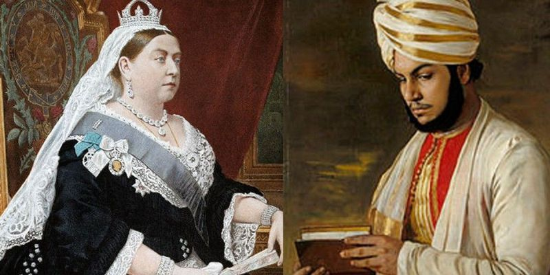 Britain's Queen Victoria's relationship and its servant Abdul Karim