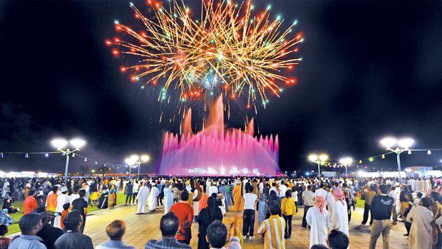 مهرجان السياحة السنوي في صلالة