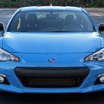 سوبارو BRZ 2016 النسخة الزرقاء