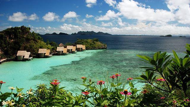 الإقامة في الجزيرة