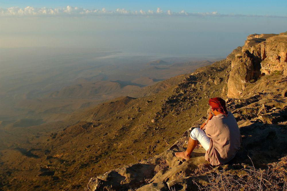 Jebel Samhan